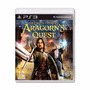 Ps3 The Lord Of The Rings Aragorn