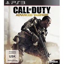 Call Of Duty Advanced Warfare Para Playstation 3 Ps3 Cod Aw