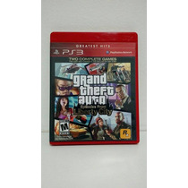 Jogo Ps3 Gta Iv - Episodes From Liberty City