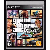 Gta 5 Ps3 Midia Digital Psn