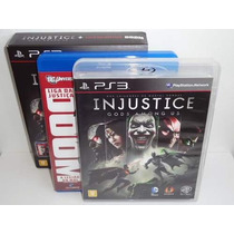 Injustice Good Amonhg Us + Filme Superman Liga Da Justiça