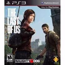 The Last Of Us Português Ps3 (conta Psn)