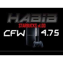 Atualização Ps3 Desbloqueio 4.75 Cfw