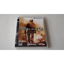 Call Of Duty Modern Warfare 2 - Ps3 - Impecável!