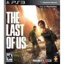 The Last Of Us - Ps3 Mídia Física