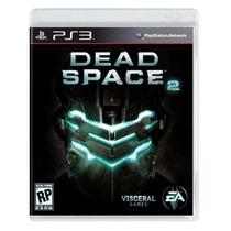 Dead Space 2 - Ps3 ( Novo - Não Lacrado ).