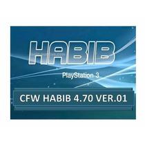 Atualização Ps3 Rogero Ou Habib Cfw 4.70 Rodando Tudo E Psn