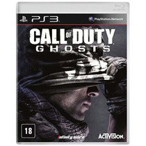 Jogo Ps3 Call Of Duty Ghosts