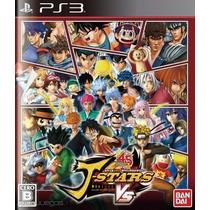 J-stars Victory Vs - Midia Digital Original
