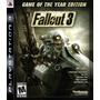 Fallout 3 Original Ps3