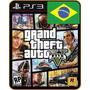 Gta 5 - Grand Theft Auto V (mídia Digital Psn) Envio Grátis!
