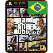 Gta 5 - Grand Theft Auto V (ps3 -psn) Barato - Envio Grátis!