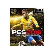 Jogos Eletronicos Para Video Game-playstation3-pes2016