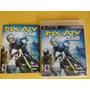 Mix Vs Atv Alive Playstation 3 Mídia Física Ps3