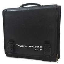 Bolsa Maleta Para Video Game Ps3 Play Station Slim Hardline