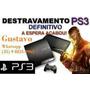 Desbloqueio De Playstation 3