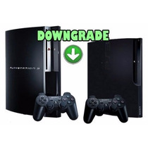Downgrade Playstation 3 Fat/slim Com 10 Brindes!