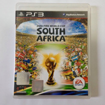 Fifa 2010 World Cup South Africa - Ps3 Usado