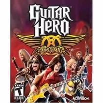 Manual De Instruções Do Guitar Hero Aerosmith Ps3 Original