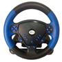 Volante Playstation Ps3 Ps2 Pc Dual Shock Com Cambio E Pedal