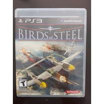 Birds Of Steel Jogo Ps3 - Em Disco