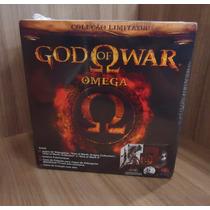 God Of War Edição De Colecionador Ps3 (novo E Original)