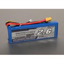 Bateria Turnigy 2650mah 3s 20c Lipo Pack