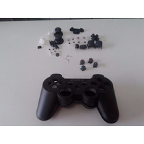 Case Capa Carcaça Para Controle Ps3 Playstation 3 Novo