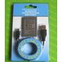 Bateria Controle Ps3 1800 Mah + Cabo Carregador Usb Original
