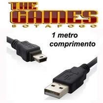 Cabo Usb P/carregar Controle De Playstation 3