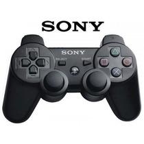 Controle Joystick Sem Fio Ps3 Playstation 3 Original Sony