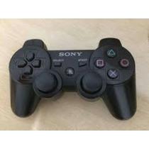 Controle Ps3 Original Dualshock3 Sony Sem Fio Wireless