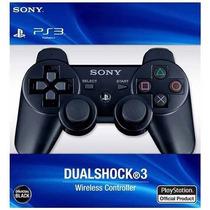 Controle Ps3 Sem Fio Dualshock3 Original Sony Playstation 3