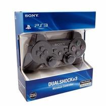 Controle Para Ps3 Playstation3 Original Primeira Linha Novo!