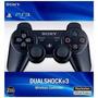 Controle De Playstation 3 Original Sem Fio Dualshock Ps3