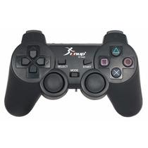 Controle Ps3 Lacrado S/ Fio Ps3, Ps2, Pc Dualshock Playstati