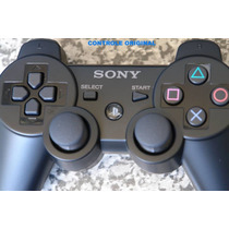 Controle Ps3 Dualshock3 Original + Pes 2012