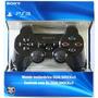 Controle Ps3 Sem Fio Wireless - Ps3 Dualshock 3 Sony