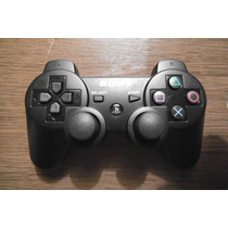 Controle Dualshock Wireless - Original Do Ps3 - Semi Novo
