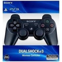 Controle Ps3 Dualshock 3 Play 3 S/fio12x Sem Juros Promoção!