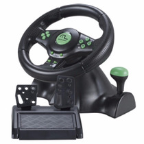 Volante+pedal+marcha Pc/xbox/ps3/ps2 Multilaser