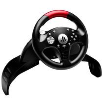 Volante Com Pedais T60 Para Playstation 3 - Thrustmaster