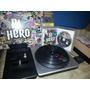 Jogo Dj Hero Ps3 + Turntable Wireless Original