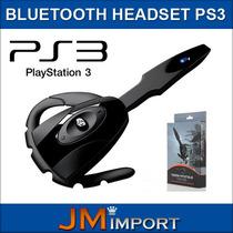 Fone De Ouvido Bluetooth Headset Para Sony Playstation 3
