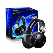 Headset Pulse Elite Wireless Stereo Ps4 Ps3 Sony 7.1