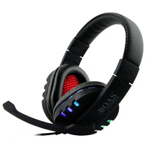 Fone Ouvido Headset Gamer Usb Microfone Pc Note Ps3 Ps4