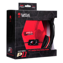 Headset Com Fio Tutle Beach Ear Force P11 - Ps3, Pc