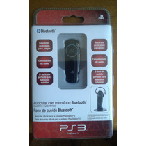 Fone Headset 2.0 Wireless Ps3 Bluetooth Sony Original