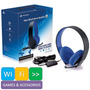 Fone Headset Stereo 7.1 Surround Ps3 Ps4 Psvita Pc Sony