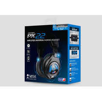 Headset Turtle Beach Ear Force Px 22 Para Ps3, X360, Pc /mac